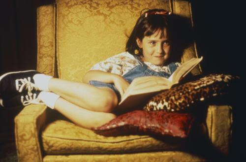 book, film, matilda, nuitt