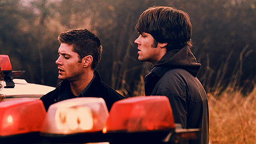 boys, brothers, dean winchester, hair, jared padalecki