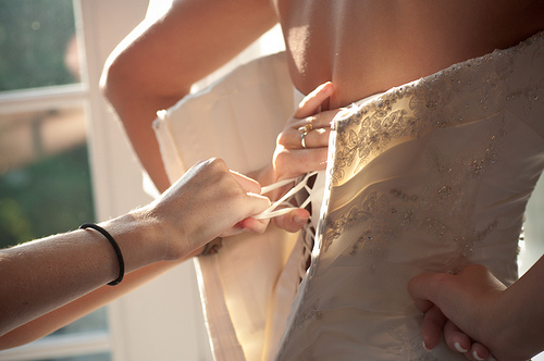bride, fashion, wedding dress
