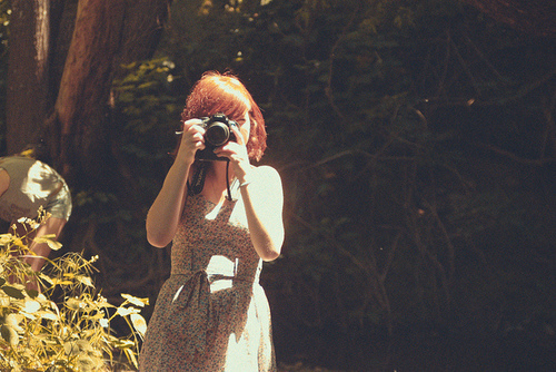 camera, cute, fashion, girl, photography