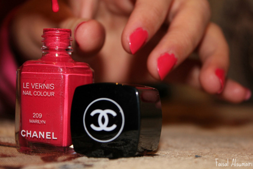 chanel, colors, hands, lacquer, love