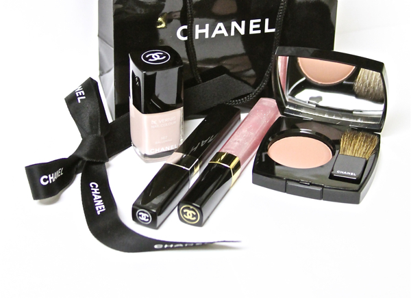 chanel, inspiration, make up