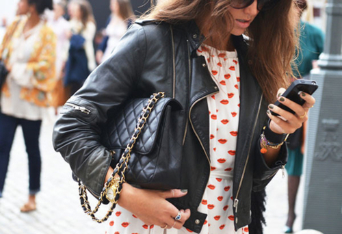 chic, fashion, girl, nails, style