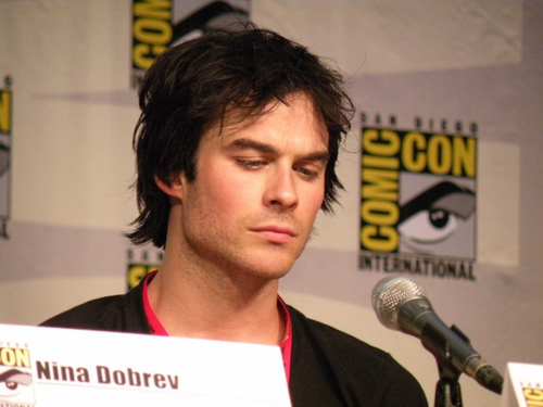 damon salvatore, ian somerhalder, the vampire diaries