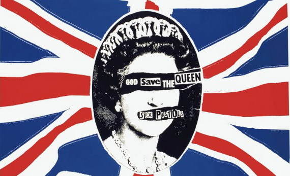 england, save the queen, sex pistols