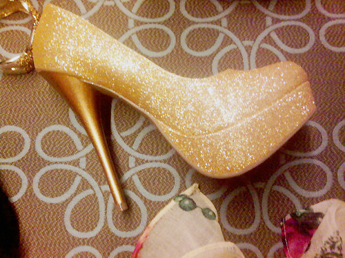 fashion, glitter, heels, high heels, shoes