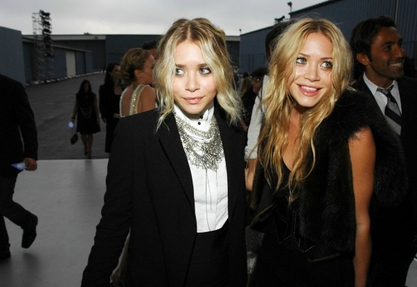 Fashion Olsen Twins Vogue Image 440053 On