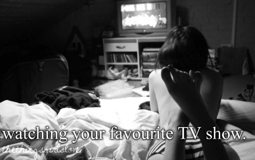 favorite, the things girls love, tv show