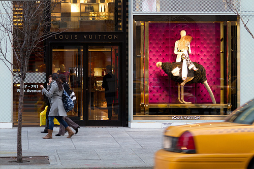 fifth avenue, louis vuitton, luxury, manhattan, new york