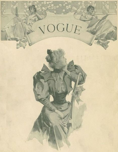 first, vintage, vogue