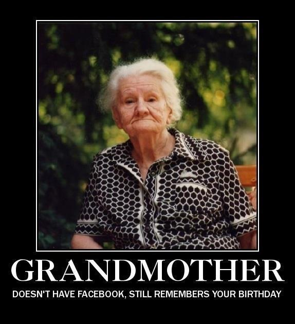 forever alone, gandma, grandmother, haha, lol