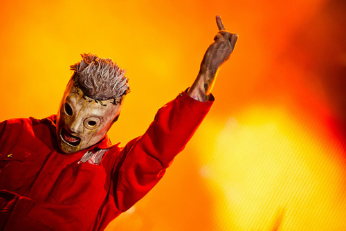 fuck you, music, photo, rock, slipknot