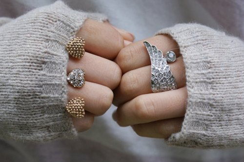 golden, heart, hearts, jumper, ring