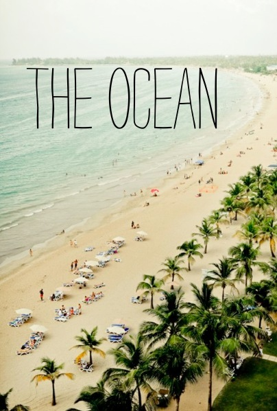 hipster, ocean, text, words