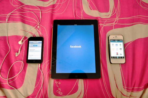ipad, iphone, ipod, pink