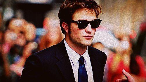 james bond, man, ray ban, robert pattinson, sexy