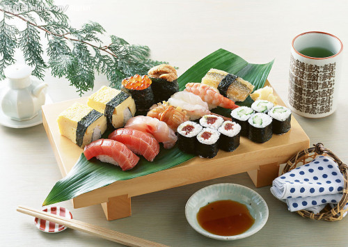 japanese food, pretty, sushi, yummy