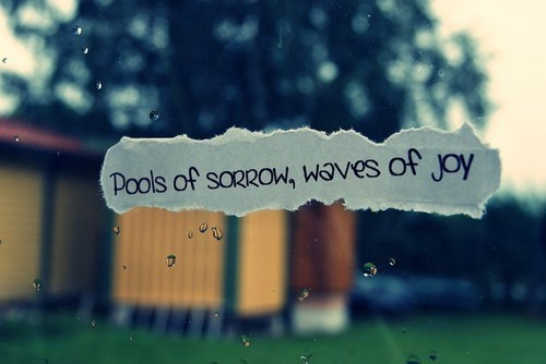 joy, love, miss you, pools, quote