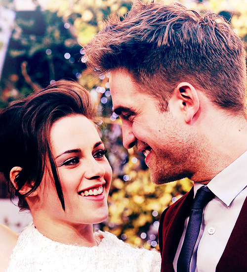 kristen stewart, robert pattinson, robsten