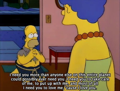 lmao, lmfao, lol, love, need, rofl, roflmao, simpsons, you