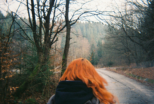 nieznane, photography, red, redhead