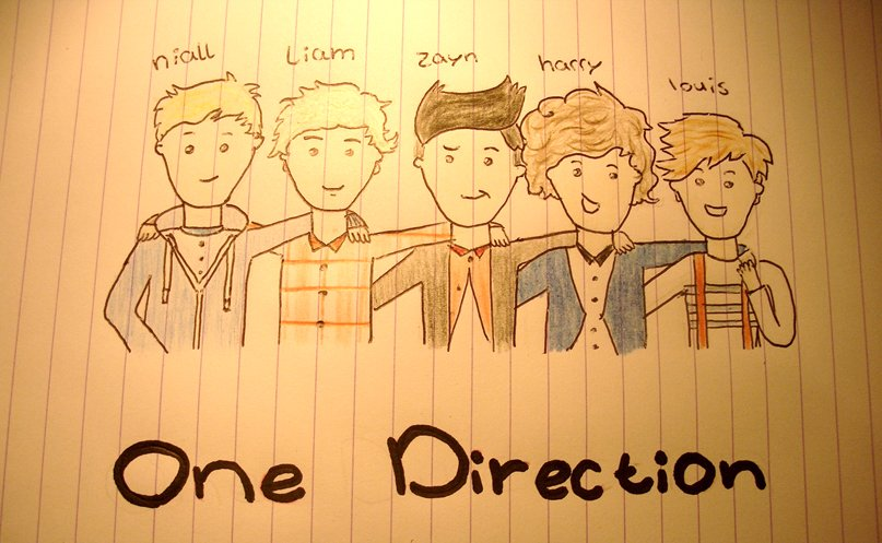 1 d, brothers, by eve, cute, drawing