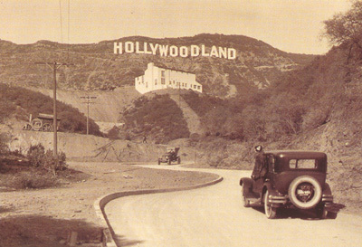 1920s, history, hollywood, hollywoodland, los angeles, old, photography, vintage
