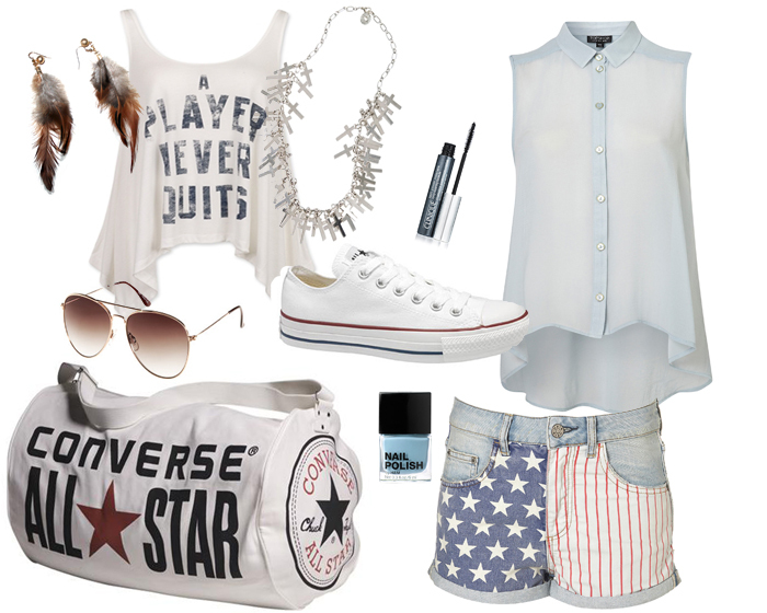 2012, all star, american, american shorts, bikbok