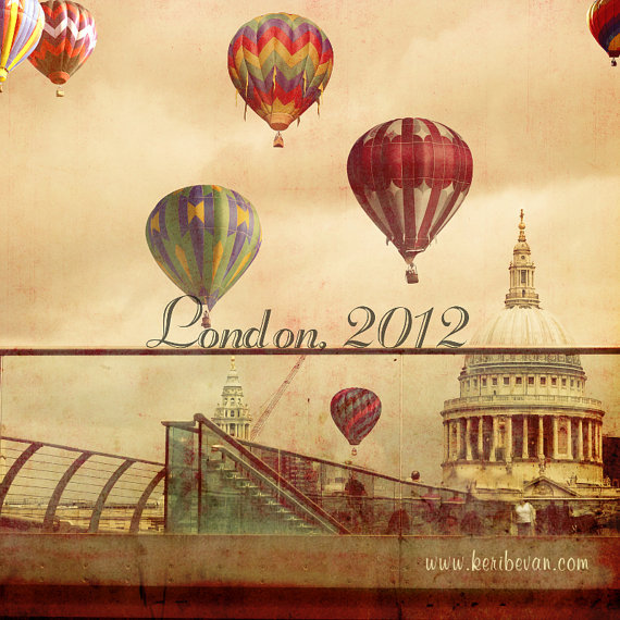 2012, art, etsy, fine, london