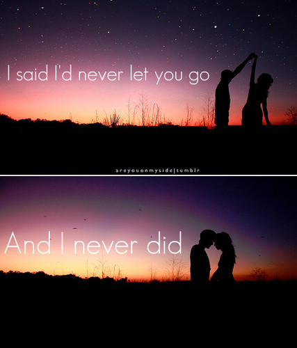 a day to remember, aww, couple, cute, have faith in me, love, quote, romantic