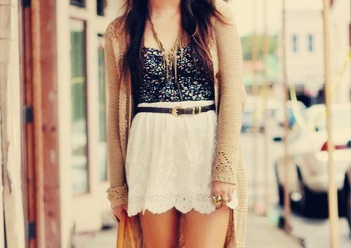 acccessories, amazing, awsome, beautiful, belt, brunette, cardigan, cool, cute, fashion, glitter, lovable, lovely, nice, outfit, pretty, skirt, style