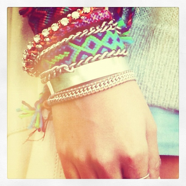 accessories, arms, blogger, bracelets, fashion