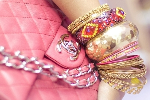 acessories, bag, chanel