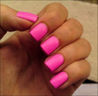 acrylics, fake nails, fake!, fashion, nail laquer, nail polish, nailpolish, pink, ugly