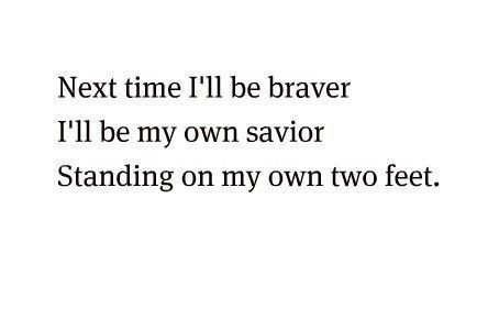 adele, braver, lyrics, savior, text