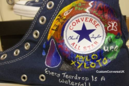 adorable, all stars, art, beautiful, coldplay, colorful, converse, cute, georgios, heart, lol, love, lovely, milo xiloto, peace, pretty, shine, shoe, vintage, wow