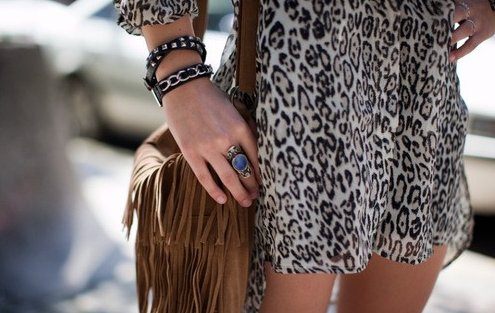 adorable, bag, bracelets, brown, clothes, cute, dress, fashion, girls, girly, legs, leopard, leopard print, long, lovely, modern, photography, pretty, print, printed, pursue, ring, shirt, short, skin, skinny, skirt, tshirt, woman