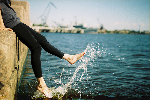 agua, amazing, art, beautiful, feet