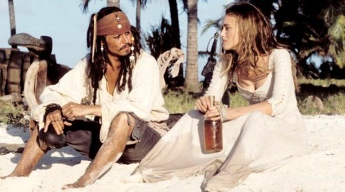 alcohol, beach, blonde, boy, boys, couple, couplet, dread, drink, girl, girls, guy, johnny depp, keira knightley, love, lovely, romance, romantic, sexy, sun, woman