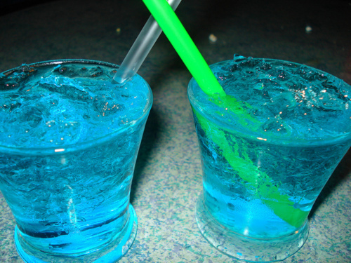 alcohol, blue, drink, party