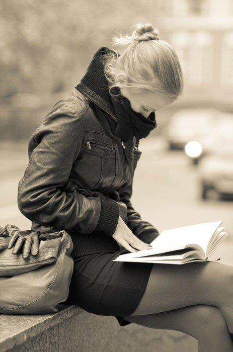 alone, beautiful, blondie, book, fashion
