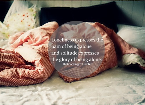 alone, bed, bedroom, inspiration, inspirational, loneliness, lonely, pain, quote, solitude, text, vintage