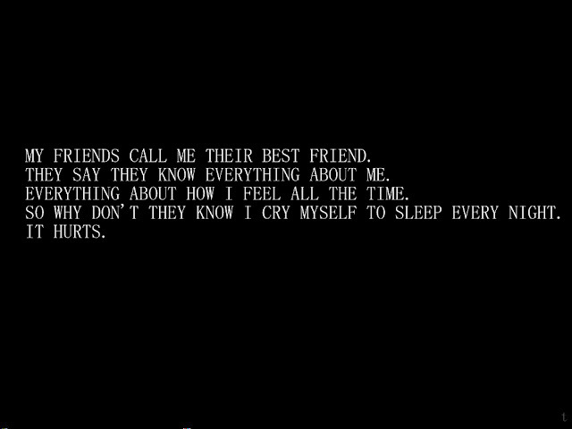 alone, bed, best friend, best friends, black