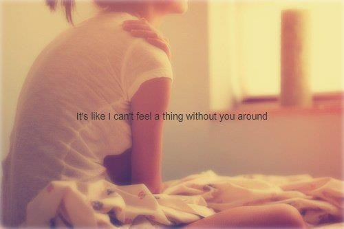 alone, bed, girl, hug, love, quote, romance, room, text, true, words, you