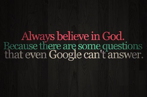 always, answer, believe, faith, forever