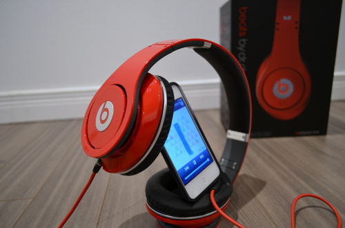 amazing, awesome, beats, beats by dr dre, beats by dr dre red