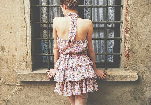 amazing, beautiful, brunette, cool, cute, dress, fashion, floral, floreal, flowers, girl, girly, lovable, love, lovely, minidress, nice, pretty, sexy, summer, trendy, vintage