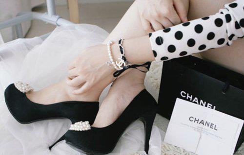 amazing, beautiful, chanel, fashion, shoes
