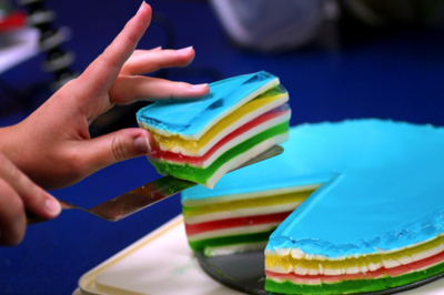 amazing, cake, colorful, cool, delicious