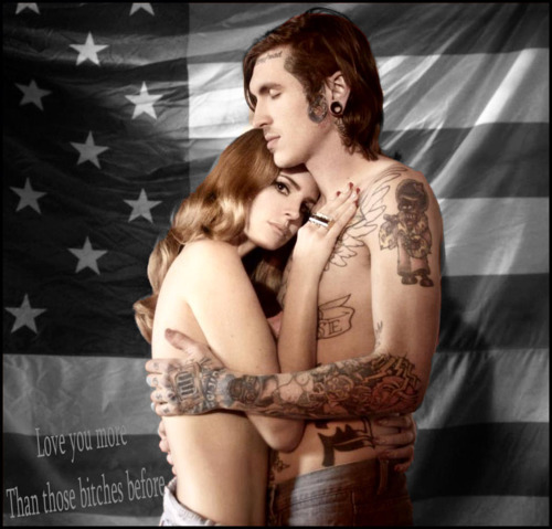 america, born to die, lana del rey, love, tatoo